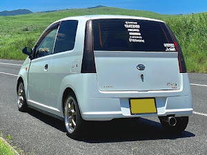 ミラ L250V バンのカスタム事例画像 Hiroさんの2021年07月20日15:43の投稿