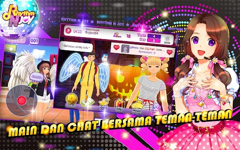 Rhythm N Joy - Sahabat Cinta- screenshot thumbnail