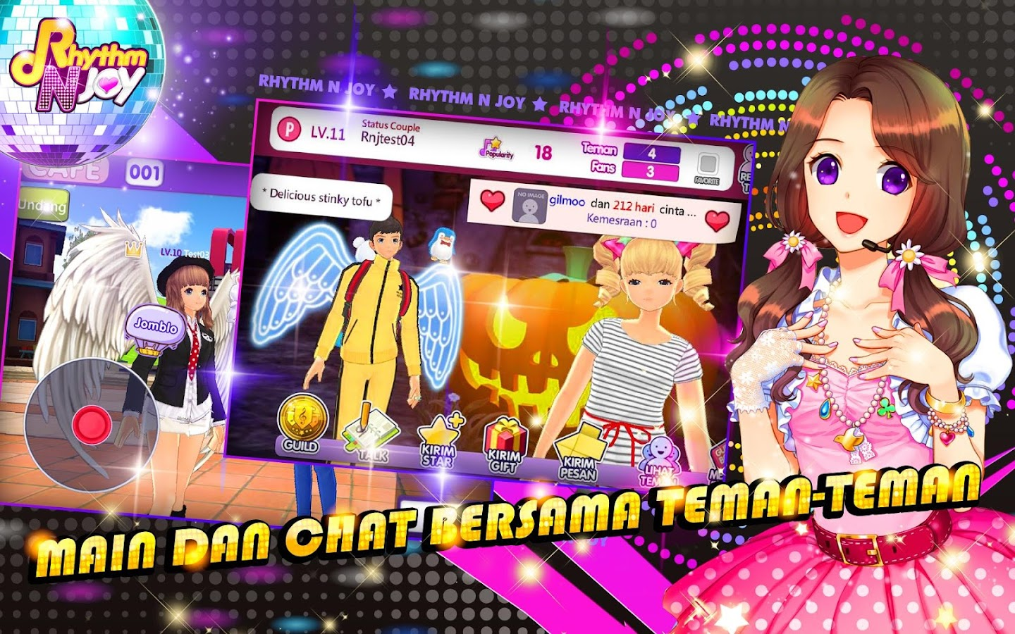 Rhythm N Joy - Sahabat Cinta- screenshot