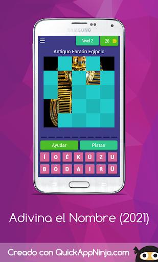 Adivina el Nombre (2021) screenshot 2