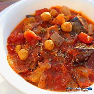 Lebanese Maghmour – Moussaka of Lebanon {A Meatless Monday.