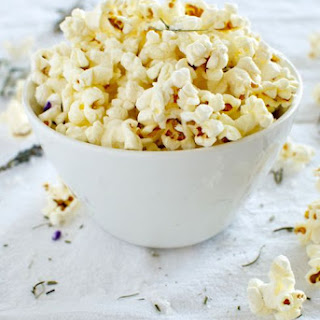 Rosemary Sea Salt Popcorn