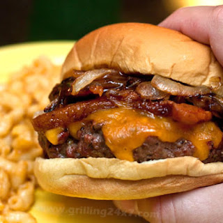 Grilling24x7 Pub Burger Recipe