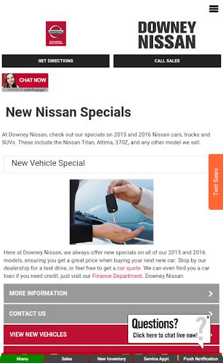 免費下載商業APP|Downey Nissan app開箱文|APP開箱王