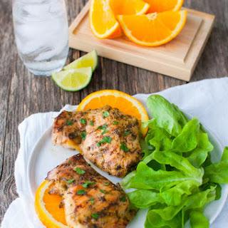 Citrus Grilled Chicken