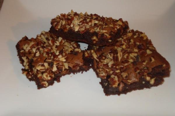 A Real Brownie Brownie Recipe
