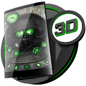 Stalker Green Next Theme Free