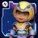 Vir The Robot Boy Run icon
