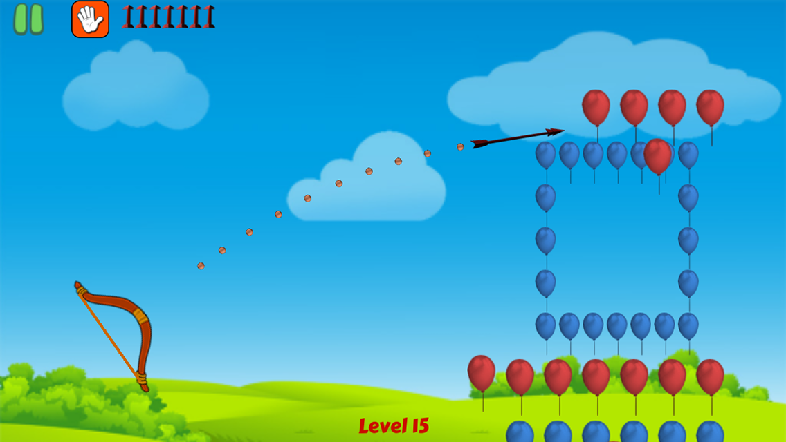 Balloon Archer Game for Android