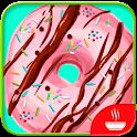 Donut Maker Sweet Fair Food icon