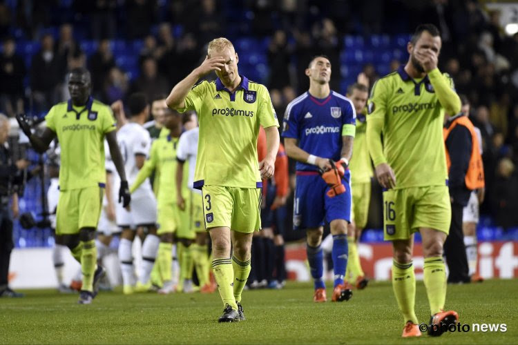 Anderlecht et Gand ont-ils payé leur débauche d'énergie sur la scène européenne ?