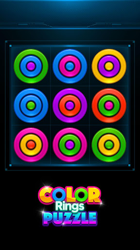 Color Rings Puzzle 2.1.0 gameplay | by HackJr.Pw 1