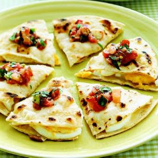 Recipes Huevos Rancheros Quesadillas