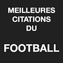 Citation Football Gratuit icon