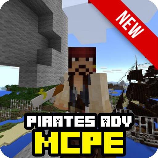 Pirates Adventure for MCPE mod