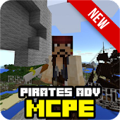 Pirates Adventure for MCPE mod