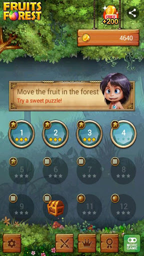 Fruits Forest : Rainbow Apple 1.2.9 screenshots 5