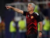 José Mourinho évoque la suite de sa carrière à Manchester United