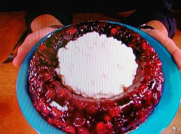 Cranberry Sauce Mold Recipe