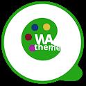 Tema Chat dan Wallpaper icon