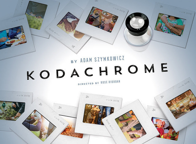 Kodachrome at Portland Center Stage: poster for Kodachrome, Art by Mikey Mann