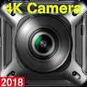 Câmera de Alta Definição Hd Alta Qualidade 4k Foto icon