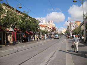 Photo: Jerusalem - Jaffa Street