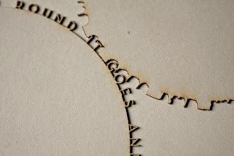 Photo: Typographic Gears (3 of 8)