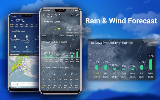 Weather Forecast 1.5.1 screenshots 17