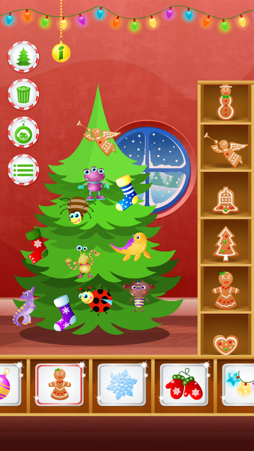 123 kids fun christmas tree screenshot - Christmas Tree Games