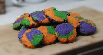 Twisted Sugar Cookies