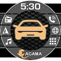 AGAMA Car Launcher icon