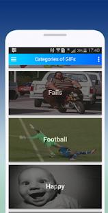 Funny GIFs - náhled