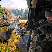 Deer Hunt Safari -Heli Animal Hunting