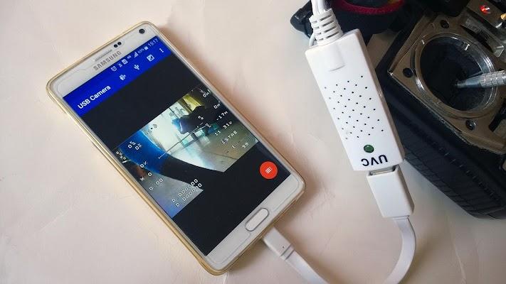 USB Camera - Connect EasyCap or USB WebCam - screenshot