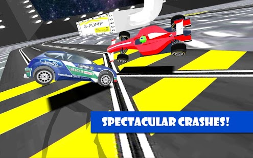 Slot Rally - AR Slotcar Racing- screenshot thumbnail