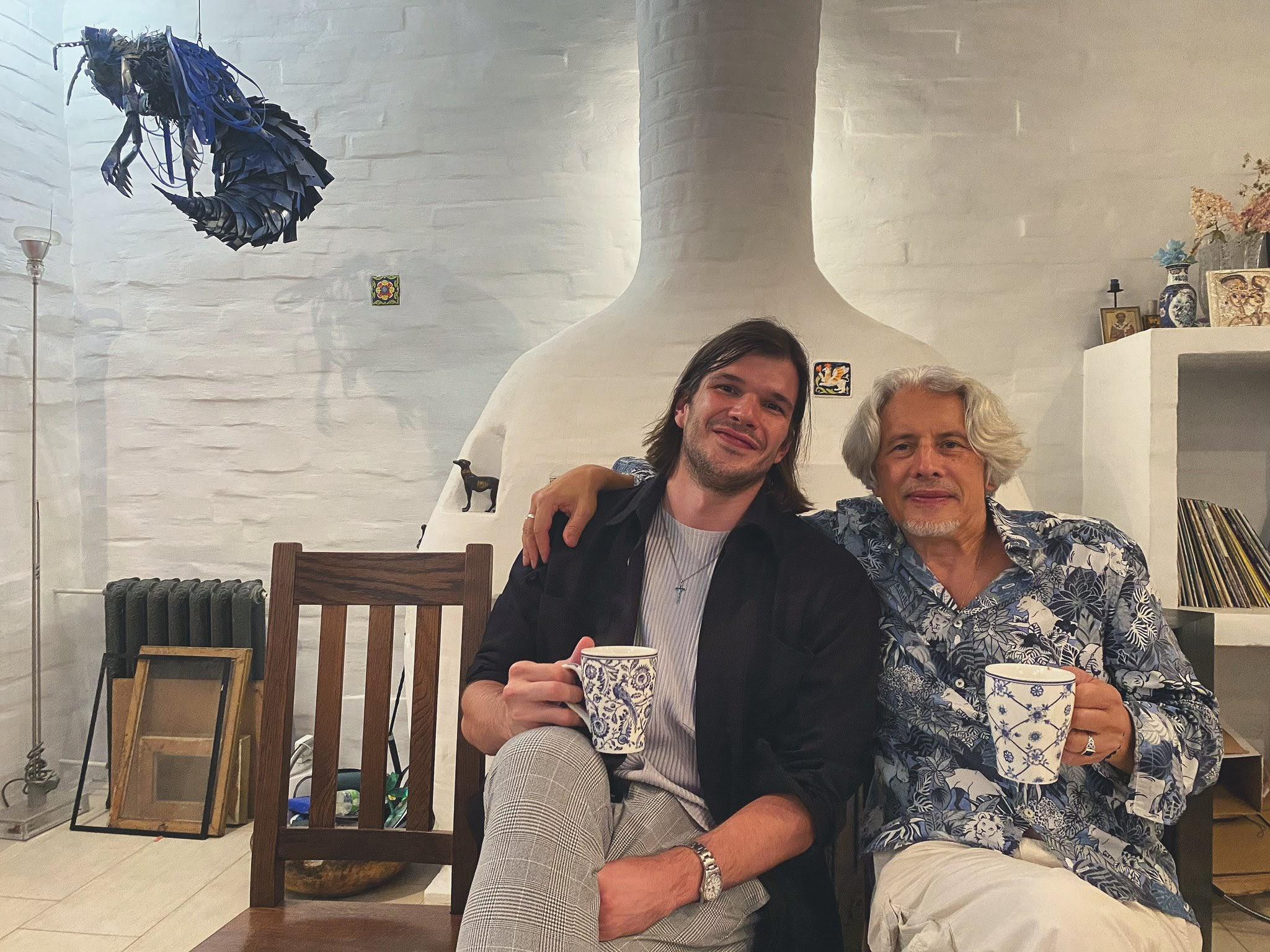 Владимир Сорокин + Max Lawton