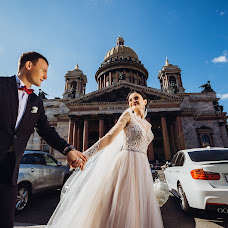 Wedding photographer Ilya Sosnin (ilyasosnin). Photo of 25.06.2018