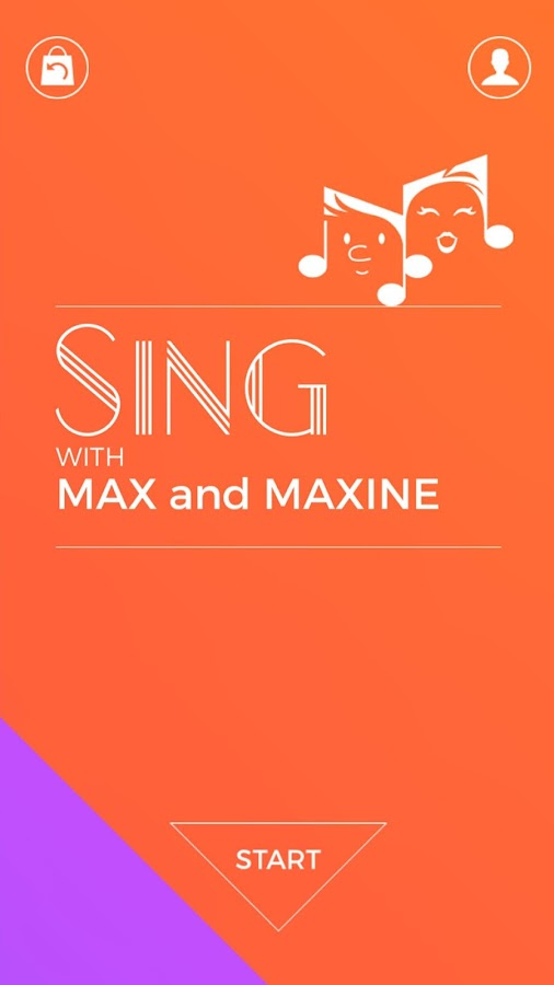 Sing with Max and Maxine- screenshot