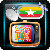 Channel Sat TV Myanmar