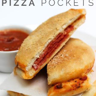 Easy Pizza Pockets.