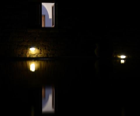 Simmetrie nel buio di clic