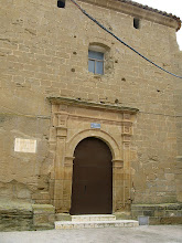 Photo: Portada de acceso a la iglesia - © José Antonio Serrate Sierra