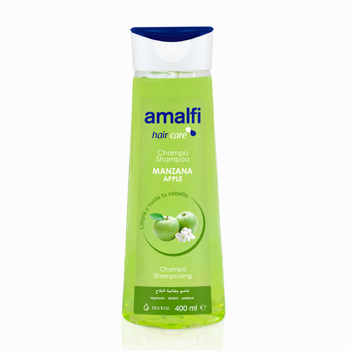 champú amalfi manzana 400 ml
