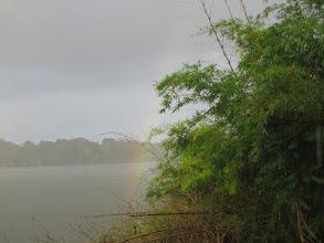 Photo: Af en toe ook een regenboog....