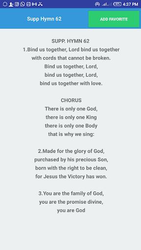 The Anglican Hymn Book (Simple) 2.0 screenshots 2