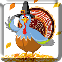 2018 Thanksgiving Day Live Wallpaper Free HD icon