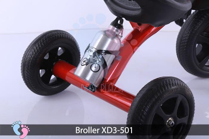 Xe đạp ba bánh Broller XD3-501 8