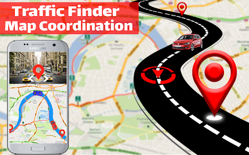 GPS Navigation & Map Direction – Route Finder 4
