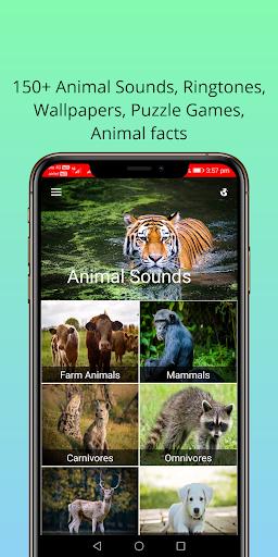 150 Animal Sounds 310 screenshots 1